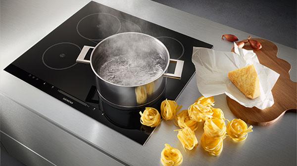 Bếp từ nhâp khẩu từ Đức thiết kế đẹp, tinh xảo và nhỏ gọn