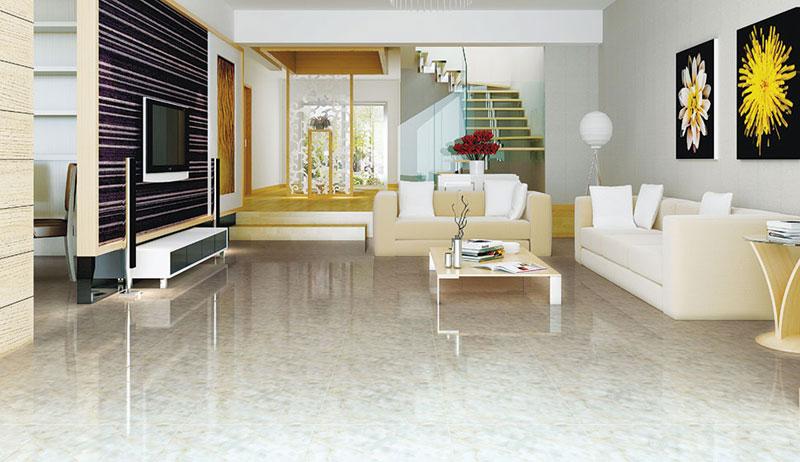 Cách chọn gạch lát nền cho phòng khách